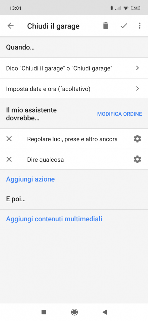 Sonoff Google Home
