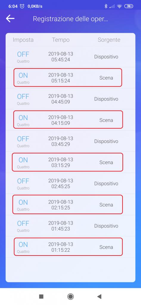 IFTTT eWeLink Sonoff