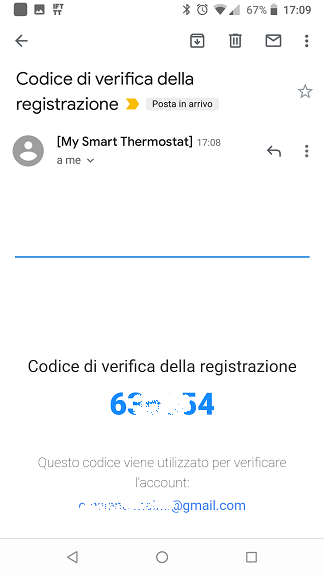 Decdeal BHT-6000-GC App My Smart Thermostat