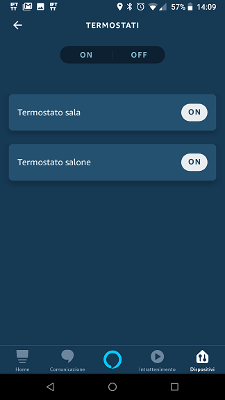 Termostato Beok BOT-313 WiFi ed Alexa