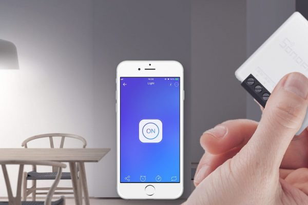 Sonoff Mini WiFi Switch DIY | Guida completa in italiano