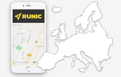 GPS Tracker auto Runic.Io