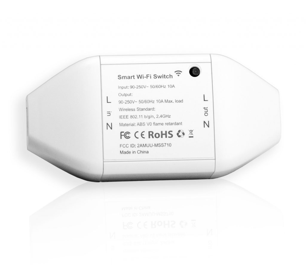 Interruttore WiFi Meross Smart Switch MSS710