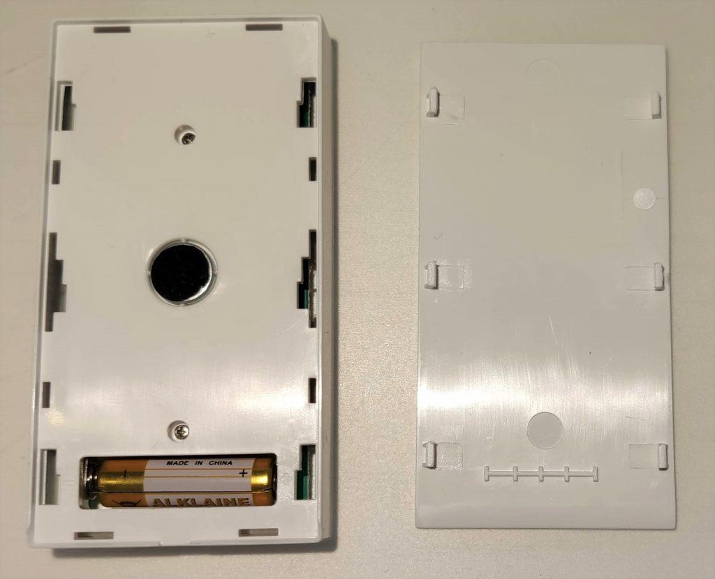 Sonoff RM433 con base