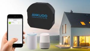 Ankuoo REC switch interruttore WiFi da incasso | Istruzioni complete