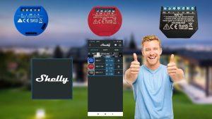Shelly Cloud App: guida completa in italiano per dispositivi Shelly
