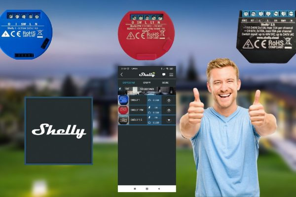 Shelly Cloud App: guida completa in italiano per dispositivi Shelly