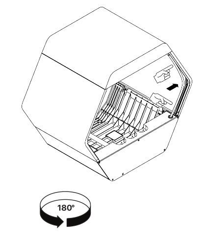 Serra idroponica smart Robonica Life