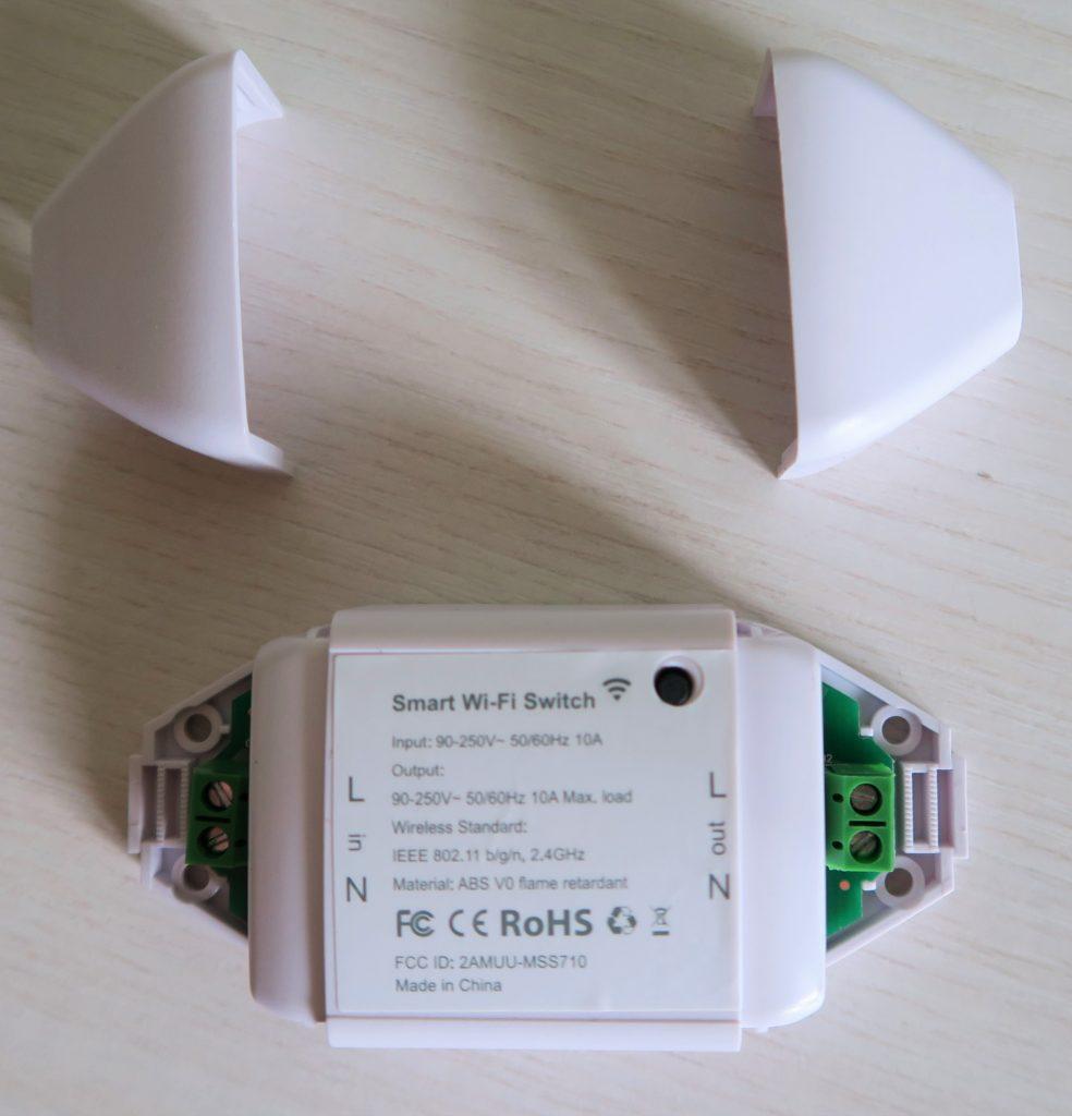 Interruttore WiFi Meross Smart Switch MSS710