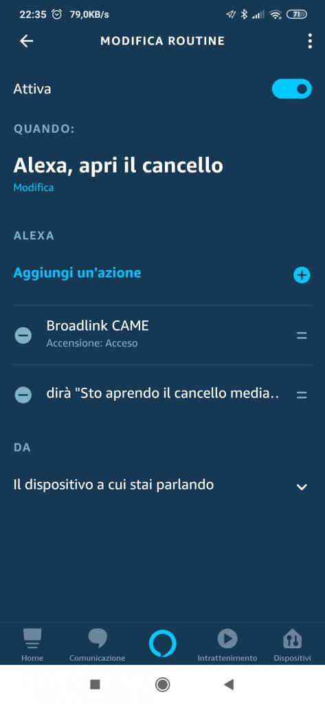 Aprire il cancello automatico con Alexa e Google Home: grazie a Broadlink RM Pro