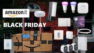 Black Friday 2019 Amazon | Migliori offerte per la casa domotica