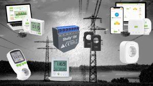 Misuratore consumi elettrici | Monitoraggio consumo energia elettrica