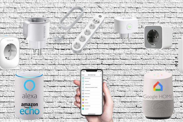 Prese domotica WiFi e multiprese elettriche intelligenti
