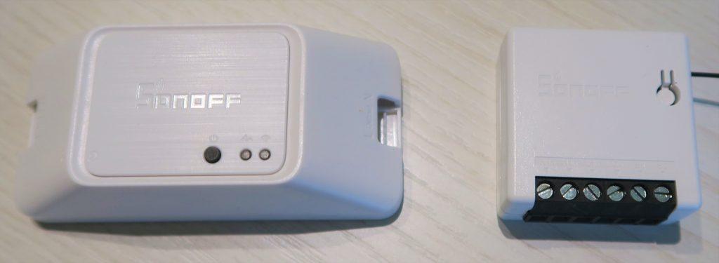 Sonoff Basic R3 e Mini Tasmota