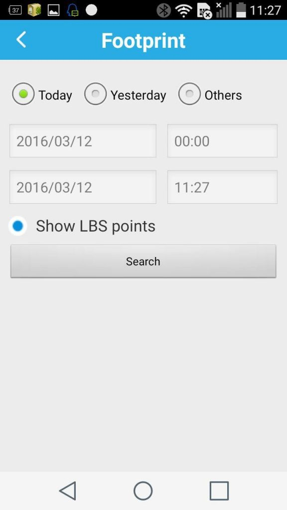 TKSTAR GPS tracker Lekemi TK905