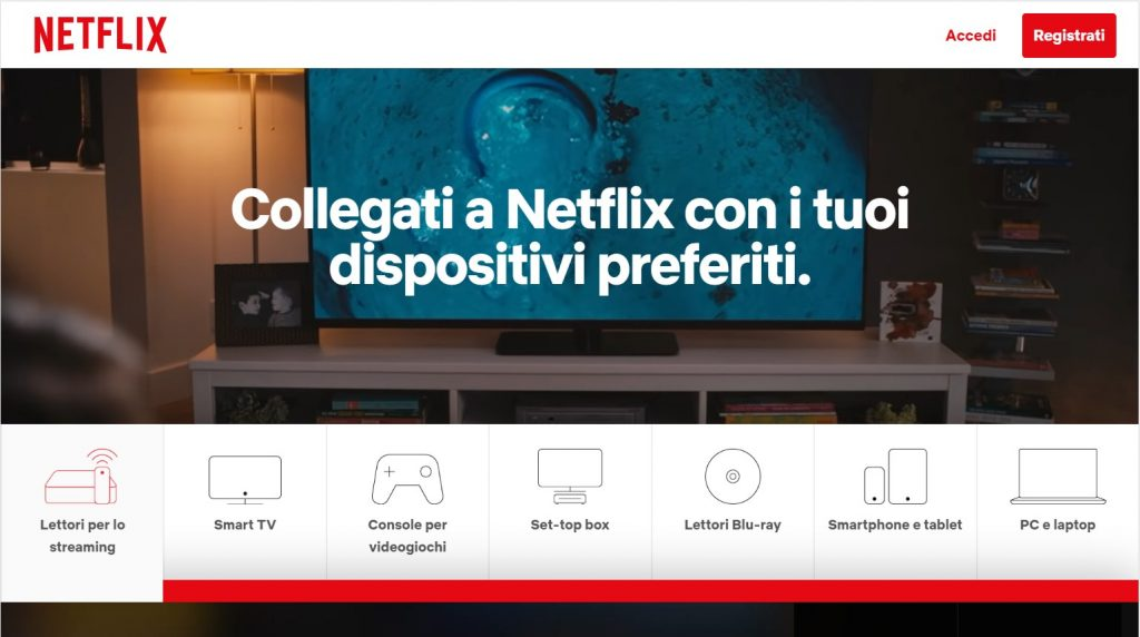 Netflix Android TV Box