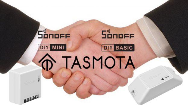 Sonoff Tasmota firmware: guida completa in italiano