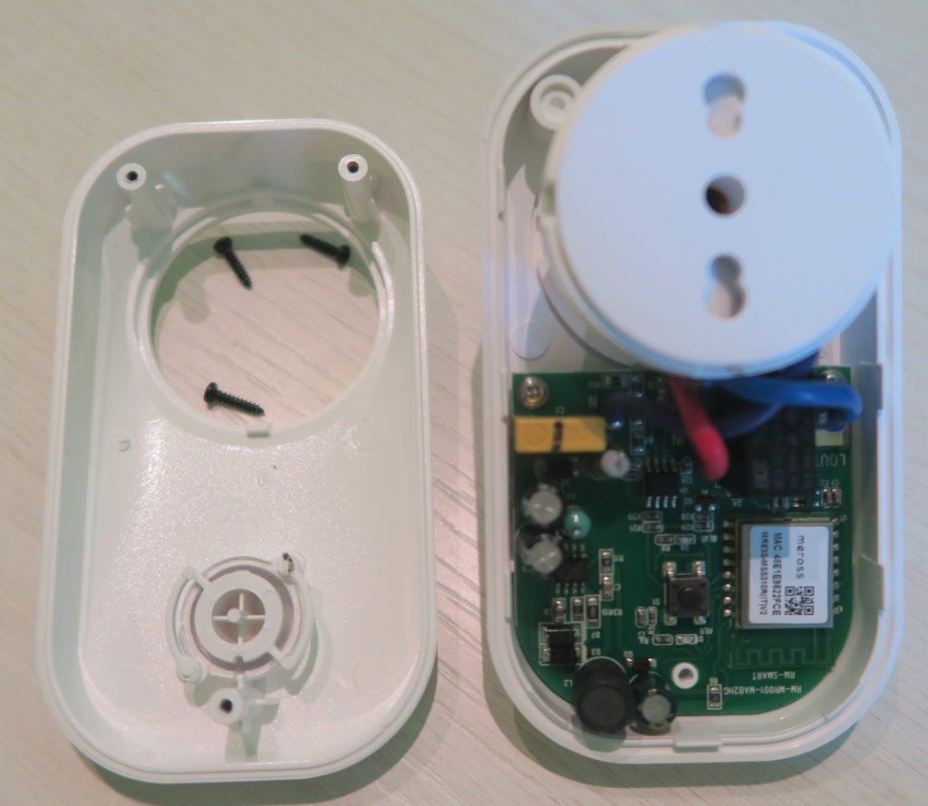 Presa intelligente WiFi Meross MSS310