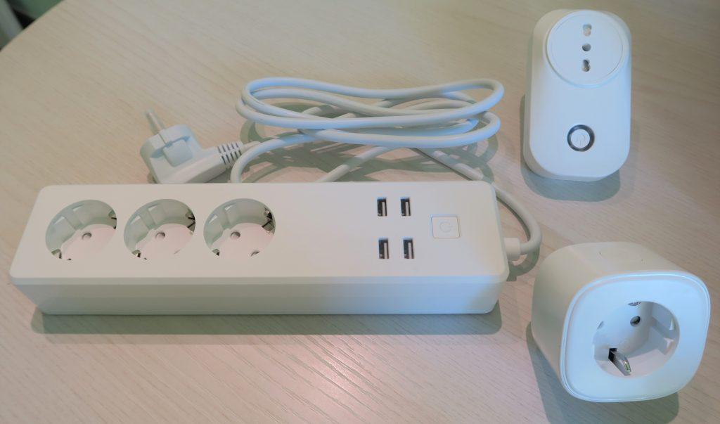 Ciabatta multipresa intelligente WiFi Meross MSS425