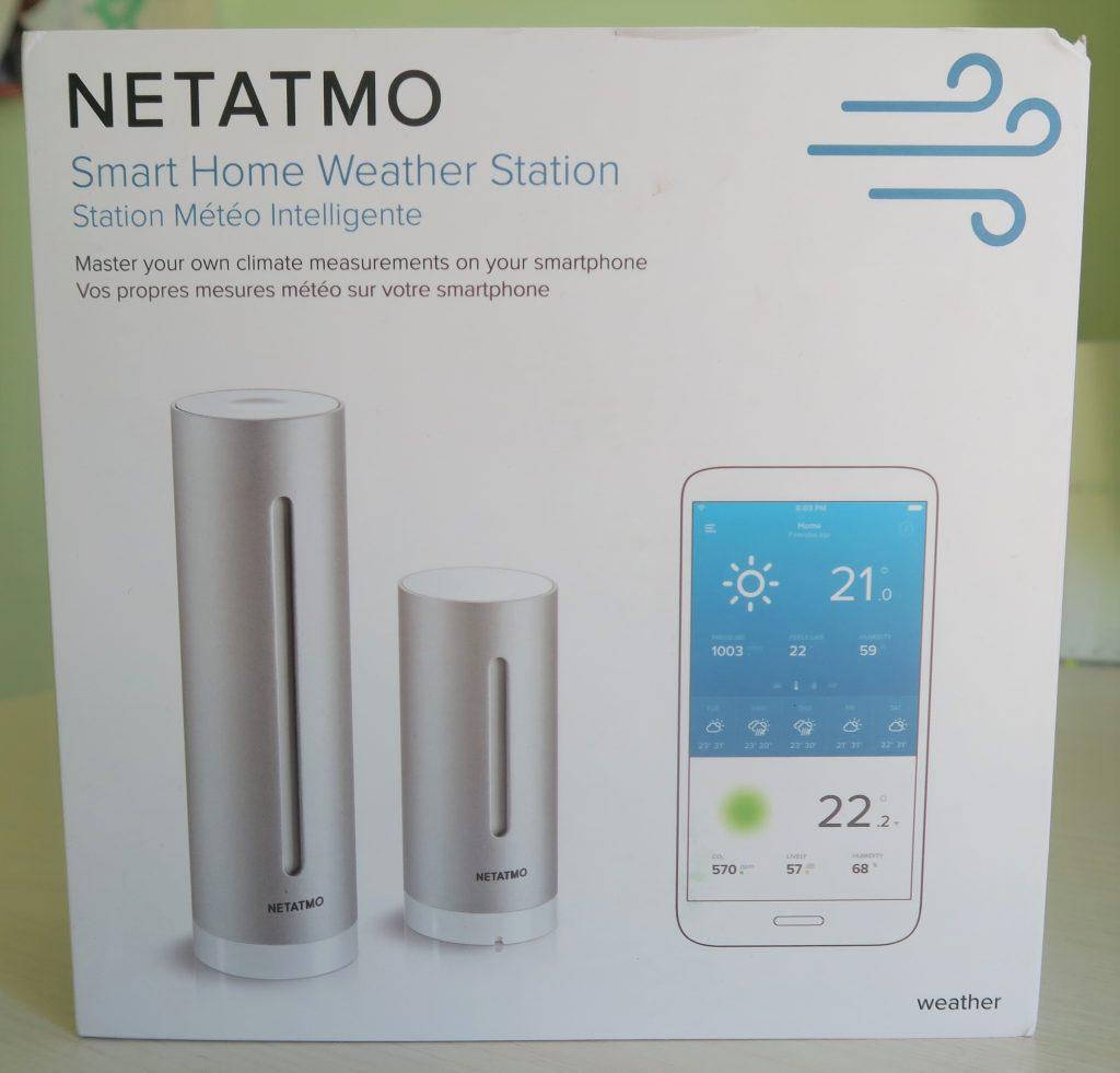 Stazione meteo Netatmo