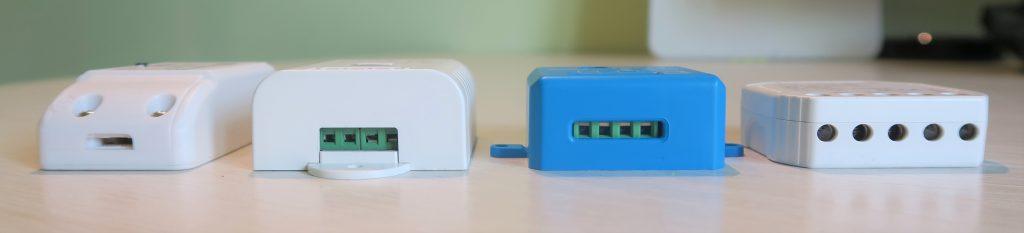 Interruttori WiFi compatibili Smart Life