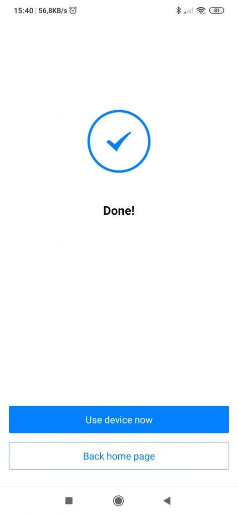 App Broadlink Universal Remote: duplicare telecomando radio cancello elettrico