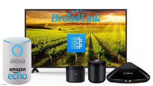 Comandare la TV con Alexa Broadlink