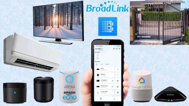 App Broadlink Universal Remote