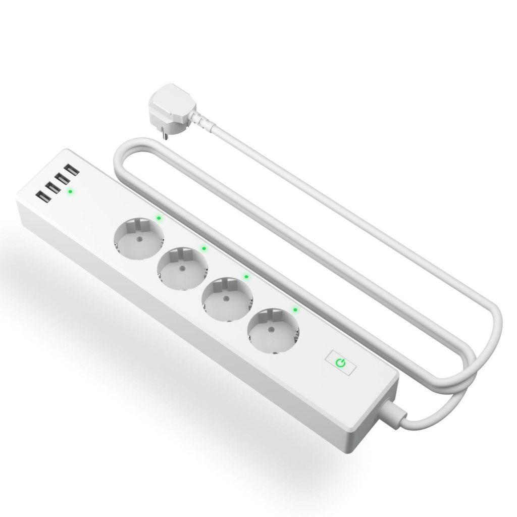 Multipresa intelligente WiFi Meross MSS425F