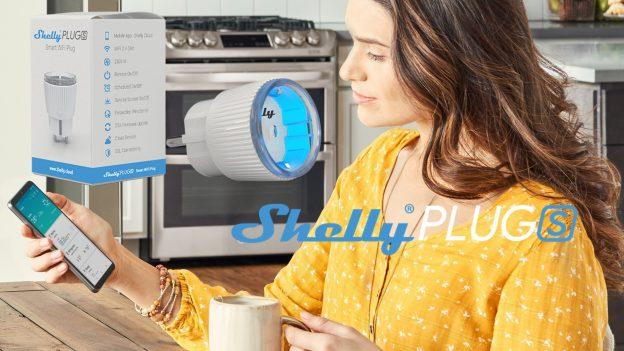Shelly Plug S presa elettrica intelligente | Guida completa