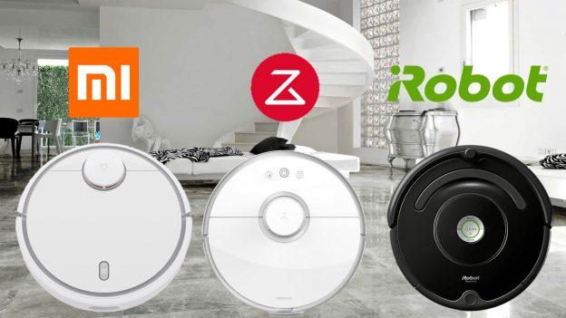 Xiaomi Roborock S50 e SDJQR02RR vs Roomba 671: miglior robot aspirapolvere