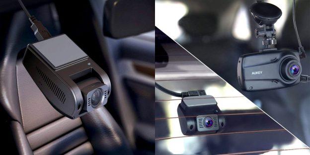 Telecamera auto Dash Cam come scegliere | Recensione Aukey 4K DR02J