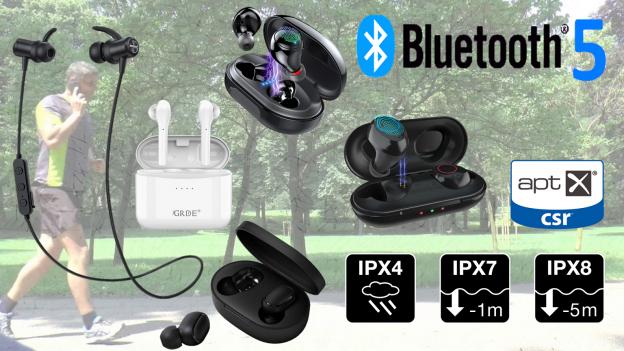 Auricolari Bluetooth senza fili migliori