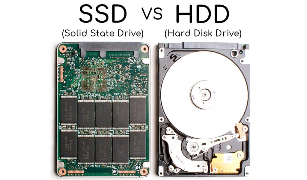 Hard disk esterno HDD o SSD ?
