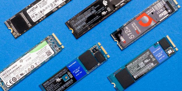 Miglior hard disk SSD NVMe PCIe M.2: Samsung, Sabrent, WD, Crucial?