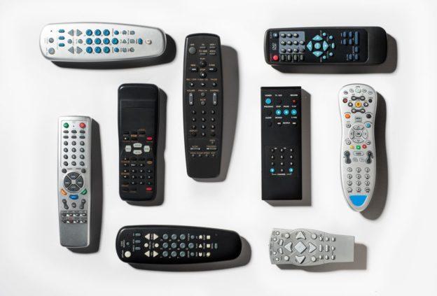 Telecomando universale TV Samsung, televisore LG, cancello, decoder digitale terrestre