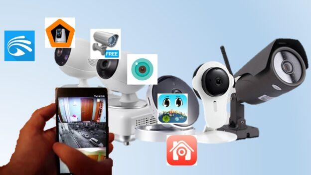 Migliori App per telecamere WiFi: tinyCam Monitor, YYP2P, Yoosee o Ivideon?