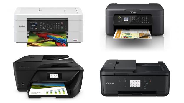 Miglior stampante inkjet multifunzione WiFi: HP, Canon, Brother o Epson?