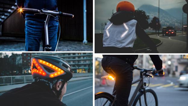 Frecce per monopattino elettrico e bici: viaggiare in sicurezza