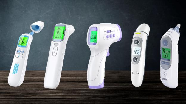 Miglior termometro digitale per febbre ad infrarossi