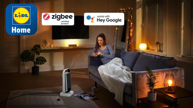 LIDL Smart Home | La domotica Zigbee al supermercato !